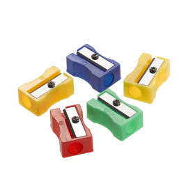 Single-Hole Pencil Sharpener Classroom Pack of 24