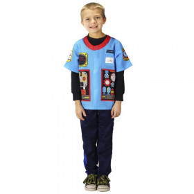 My 1st Career Gear Robotic Engineer Top, One Size Fits Most Ages 3-6