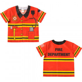 My 1St Career Toddler Firefighter Gear