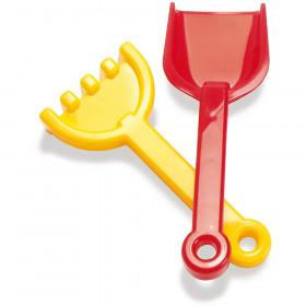 Dantoy Shovel & Rake Set