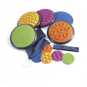 Tactile Discs Set Of 5
