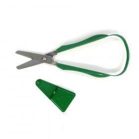 Peta Standard Easi Grip Scissors Left Handed