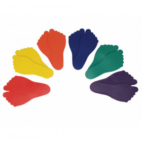Feet Markers Set Of 6