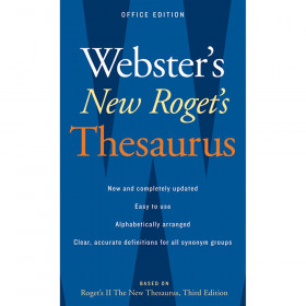 Webster's New Roget's Thesaurus, Office Edition