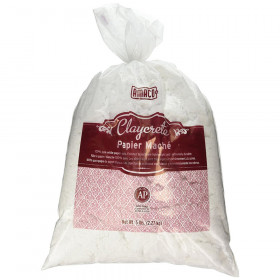 Claycrete Papier Mache, 5 lb. bag