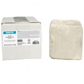 Amaco Air Dry Clay White 25 Lb