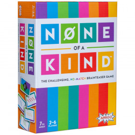 None of a Kind Brainteaser Game