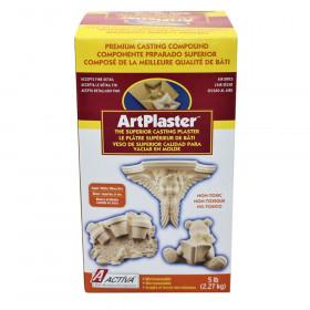 ArtPlaster Premium Casting Plaster, 5 lbs.