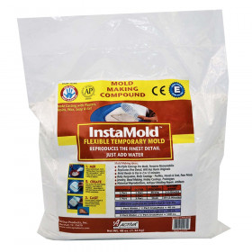 InstaMold Flexible Temporary Mold, 48 oz.