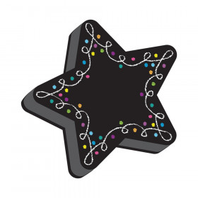 Magnetic Whiteboard Eraser, Star Chalk
