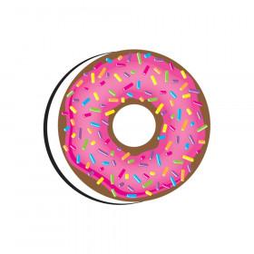 Magnetic Whiteboard Eraser, DonutFetti