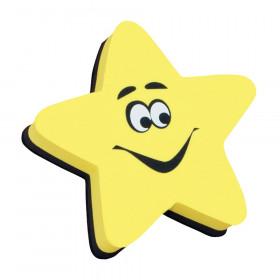 Magnetic Whiteboard Eraser Star