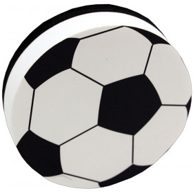 Magnetic Whiteboard Erasers Soccer