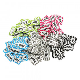 Magnetic Die-Cut Sight Words, 1st 100 Words, Level 1, 100 Pieces