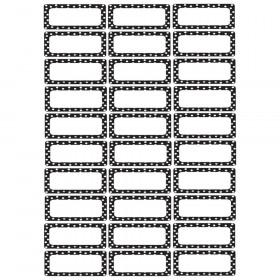 Die Cut Magnets B/W Dots