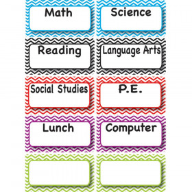 Magnetic Time Organizers Class Subjects