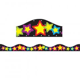 Magnetic Border Stars
