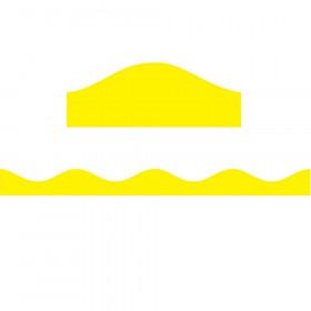 Magnetic Border, Yellow, 12'