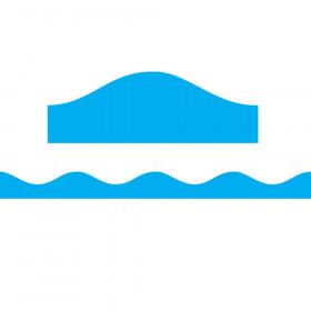 Magnetic Border, Blue, 12'
