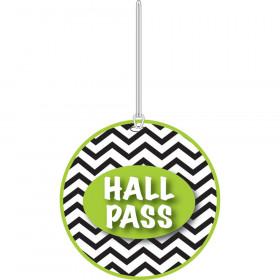 Chevron Hall Pass