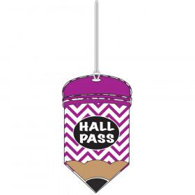 Chevron Pencil Hall Pass