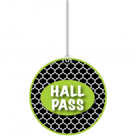 Moroccan Hall Pass