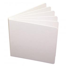 """Blank Chunky Board Book, 5"""" x 5"""", White"""