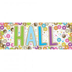 Laminated Hall Pass, DonutFetti Hall Pass