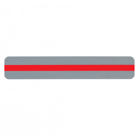"""Sentence Strip Reading Guide, 1.25"""" x 7.25"""", Red"""