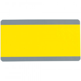 Big Reading Guides, Yellow, Pack of 12