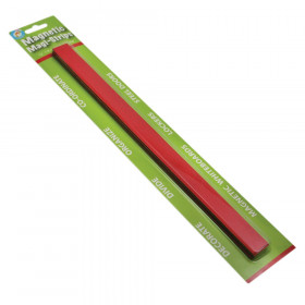 Magnetic Magi-Strips, Red, 12'