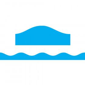 Big Magnetic Border Blue