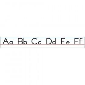Large Magnetic Manuscript Alphabet Line, 10'