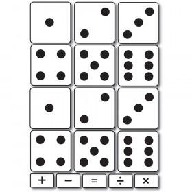 Foam Math Manipulatives Dice