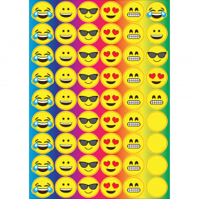 Foam Math Manipulative Emoji Countr