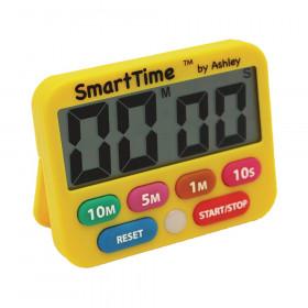 "SmartTime Digital Timer, 4"" x 3"""