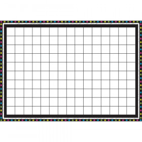 Magnetic Classroom Charts Grid Diagram