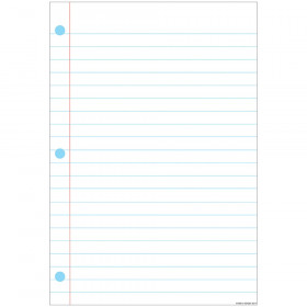 """Smart Poly Notebook Page Chart, Dry-Erase Surface, 13"""" x 19"""""""