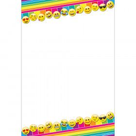 Emoji Blank Smart Poly 13X19 Chart
