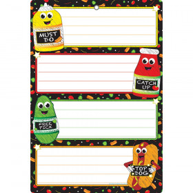 Smart Must Do/Free Pick/Catch Up Chart Dry-Erase Surface