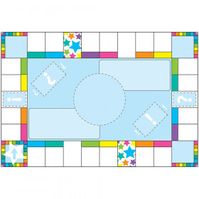 Smart Game Board Squares Dry-Erase Surface