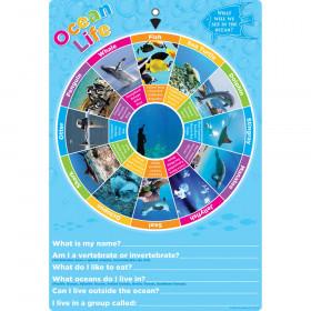 Smart Poly Smart Wheel, Ocean Animals