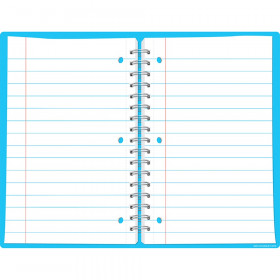 Chart Spiral Notebook Page Dry-Erase Surface