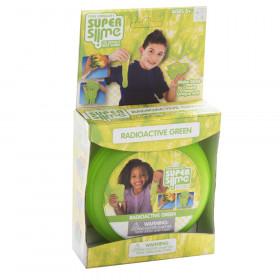 Super Slime Saucer, Radioactive Green, 3oz