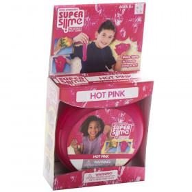 Super Slime Saucer, Hot Pink, 3oz