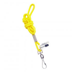 Standard Lanyard Hook Rope Style, Yellow