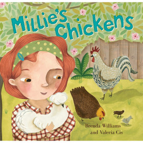 Growing Up Green: Millies Chickens
