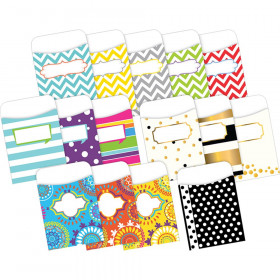 Library Pocket Curated Collection, Pack of 150