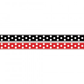 Double-Sided Trim, Dots, 35'
