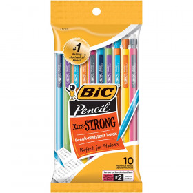 Mechanical Pencils, 0.9mm, Pack of 10